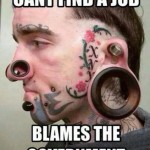 Funny Memes: blames the government