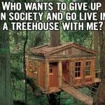 Funny Memes - treehouse