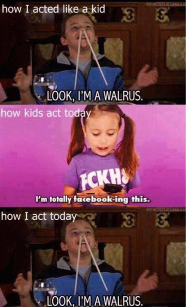 Funny Baby Memes - Still a Kid