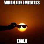 When Life Imitates Emoji