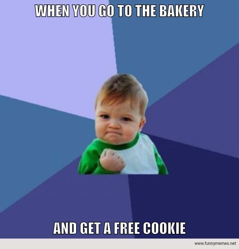Baby Memes: Food