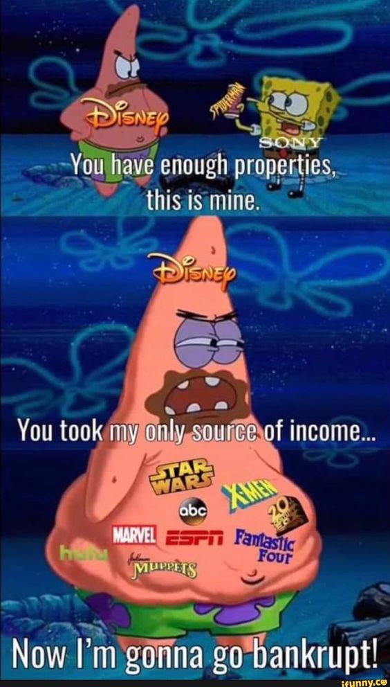 YOU TOOK MY ONLY SOURCE OF INCOME!